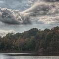 2403 - Fall On Murphy Lake V by Sheryl Sutter