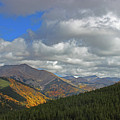 Fall On The Pass by Samantha Burrow