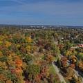 Fall Over Richmond by Tredegar DroneWorks