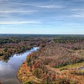 Fall Over Swift Creek by Tredegar DroneWorks
