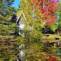 Fall Reflections by Brook Burling