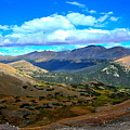 Fall River From Trail Ridge by Tranquil Light Photography