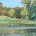Fall Setting by Sharon Weaver