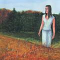 Fall Shadows by Robert Harrington