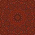 Fall Splendor Mandala by Doug Morgan