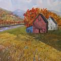 Fall Sun by Robert Harrington