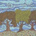 Fall Winds by Pamela Schiermeyer