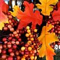 Fall Wreath by Bri Lou
