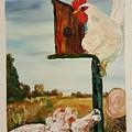 Fallen Egg 21 by Cheryl Nancy Ann Gordon