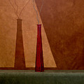 Fallen Leaves by Valentin Ivantsov