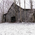 Falling Barn by Nick Kirby