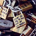 Falling In Love To The Beat Of The Music, Love Lock by Nicole Freedman
