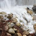 Falling On Rocks by Carol Groenen
