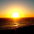 Falling Sun by Melissa KarVal