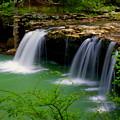 Falling Water Falls by Marty Koch
