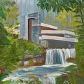 Falling Water by Jamie Frier