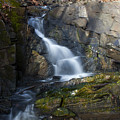 Falling Waters In February #2 by Jeff Severson