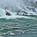 Falls Boat by Traci Cottingham