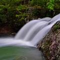 Falls Creek Falls by Dennis Nelson
