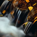 Falls Of Autumn by Steven Milner