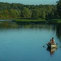 Family Fishing by Greg Thiemeyer
