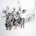 Family by Nel Kwiatkowska