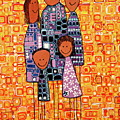 Family Portrait by Donna Howard