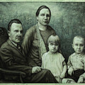 Family Portrait by James W Johnson