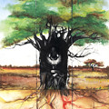 Family Tree by Anthony Burks Sr