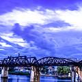 Famous Bridge by Thomas Levine