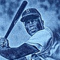 Famous Jackie Robinson by Pd