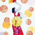 Fan Dance by Angelique Bowman