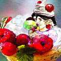 Fancy An Icecream With Me by Miki De Goodaboom