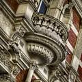 Fancy Balcony by Wayne Sherriff