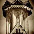 Fancy Barn Detail by Paul W Faust - Impressions of Light
