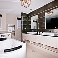 Fancy Bathroom Ensuite by Darren Burton