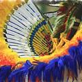 Fancy Dancer ... Montana Art Photo by GiselaSchneider MontanaArtist