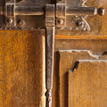 Fancy Door Closure by Jean Noren