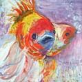 Fancy Fish by Nancy Brennand