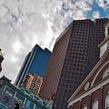 Faneuil Hall Marketplace - Boston by Joann Vitali