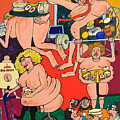 Fans Of Flab. by Steve Royce Griffin