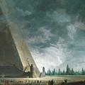 Fantaisie Egyptienne by Hubert Robert