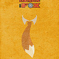 Fantastic Mr. Fox by Inspirowl Design