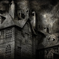 Fantasy - Haunted - It Was A Dark And Stormy Night by Mike Savad