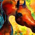 Fantasy Arabian Horse by Svetlana Novikova