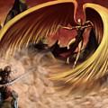 Fantasy Battle by Obibi Art