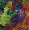 Fantasy Bird by Silvia Philippsohn