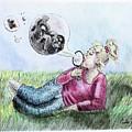 Fantasy Bubbles by Cecille Gagne