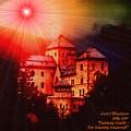 Fantasy Castle For Mandy Maxwell H A by Gert J Rheeders