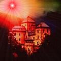 Fantasy Castle For Mandy Maxwell H B by Gert J Rheeders